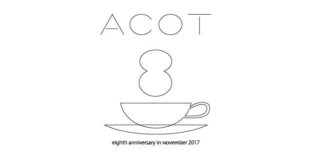 ACOT 8周年
