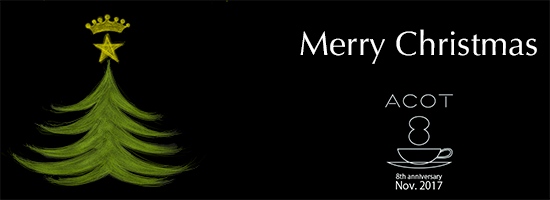 ACOTのクリスマス