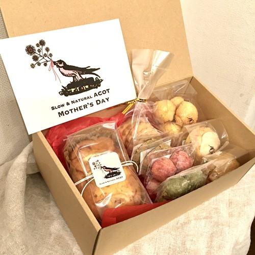 5月の焼き菓子BOX